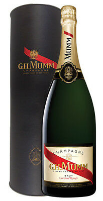 G.H.Mumm Cordon Rouge NV 1.5L Magnum Gift Canister