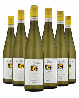 St Hallett Eden Valley Riesling 2016 x 6 750ml