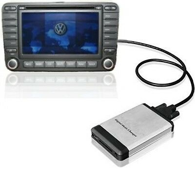 DMC Adapter Interface für VW Audi 8pol für USB & SD-Karte