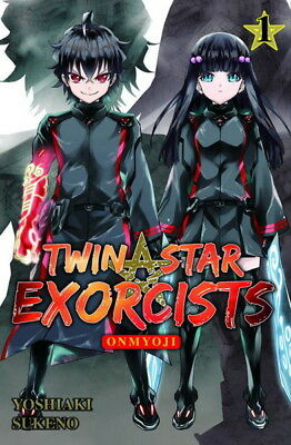 Twin Star Exorcists: Onmyoji Band 1