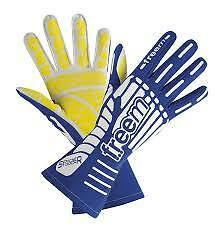 Freem Spider Touch Blue -  Go-Kart/Karting Race/Racing/Driving Gloves
