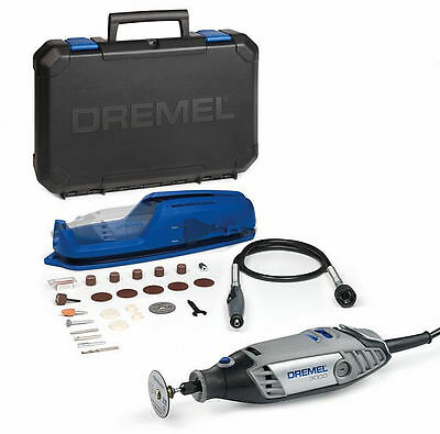 Dremel 3000-25 Multi-Tool Variable Speed + Flex Shaft (3000JR)