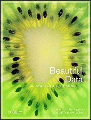 Beautiful Data: The Stories Behind Elegant Data Solutions (ISBN 9780596157111)