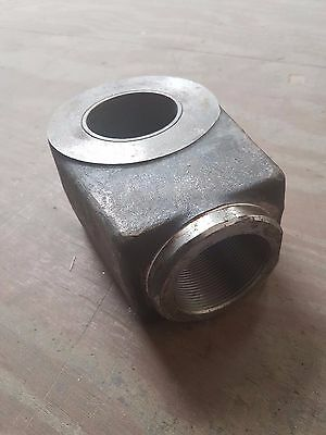 Forged Steel Rod End (M56x2 Thread)