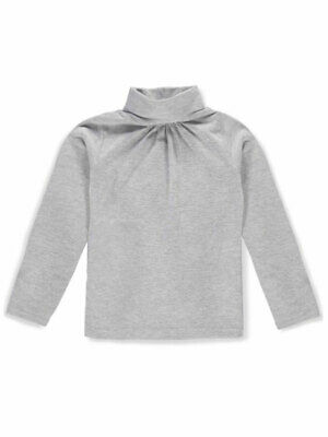 """French Toast Little Girls' Toddler """"Ruched"""" Turtleneck (Sizes 2T - 4T)"""