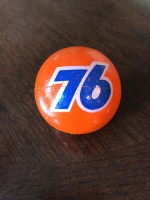 Vintage Ornamental Gas Station Union 76 Antenna Ball Lot Of 4