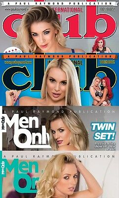 Mens Magazine bundle No 3