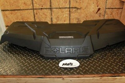 2013 Polaris Sportsman 400 4x4 Front Plastic Storage Rack Cargo Box Lid