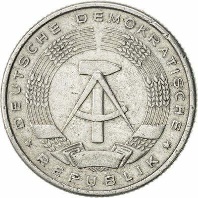 [#468987] GERMAN-DEMOCRATIC REPUBLIC, 2 Mark, 1957, Berlin, SS+, Aluminium