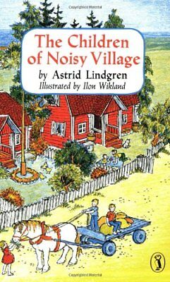 The Children of Noisy Village by Lindgren, Astrid Paperback Book The Cheap Fast