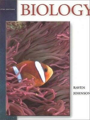 Biology by Raven, Peter H. Hardback Book The Cheap Fast Free Post