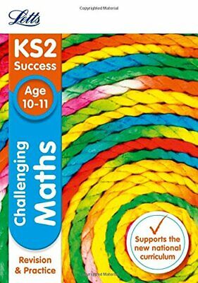 KS2 Challenging Maths SATs Revision and Practice: 2018 tests (Le... by Letts KS2
