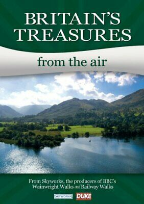 Britain's Treasures From The Air DVD - DVD  UMVG The Cheap Fast Free Post