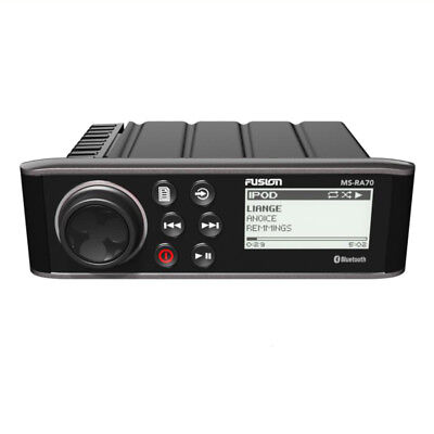 Fusion Ra70I 4X50W Am/fm Bluetooth 2 Zone