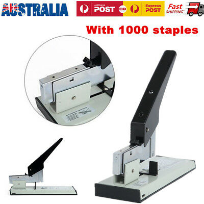 Home Office Stapler 100 Sheets Heavy Duty (1000 staples included)  Free Shipping