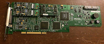 National Instruments PCI-6111 Multifunction I/O Device Data Acquisition Card.