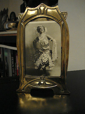 Fabulous Secessionist,art Nouveau Jugendstil  Rare Original Photo Frame