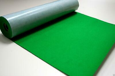 Self Adhesive Felt Baize Fabric Mini Rolls - MEADOW