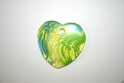 Impex Trimits Jewellery - Green Heart Rt10