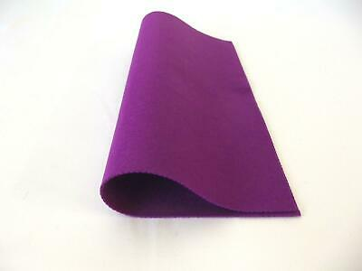 Acrylic Felt Baize Craft/Poker Fabric Material - THISTLE