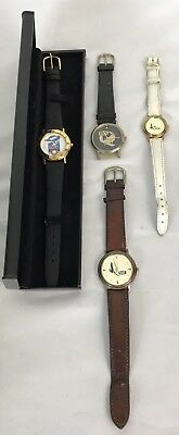 Vintage Giant Eagle Store Employee Award Watches Lot Old Store Logo Scarce
