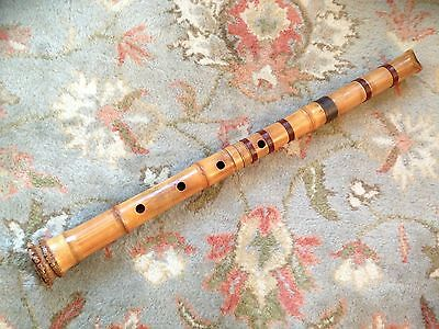 Sale Puerto Rico Relief 1.9 Shinzan Master Japanese Shakuhachi Flute Perry Yung