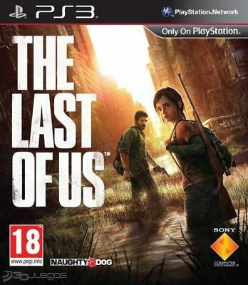 the last of us + dlc left behind para PS3