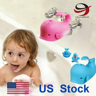 Baby Bath Safety Protector Spout Cover Silicone Bathroom Bathtub Faucet for Kids