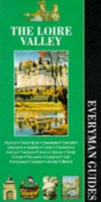 The Loire Valley (Everyman Guides) by Everyman Paperback Book The Cheap Fast