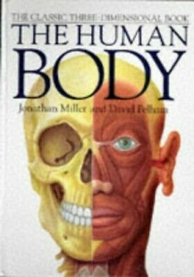 The Human Body by Pelham Hardback Book The Cheap Fast Free Post