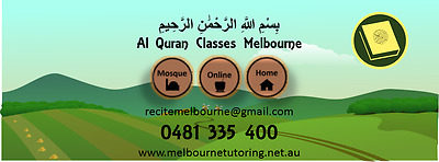 Quran Classes Melbourne