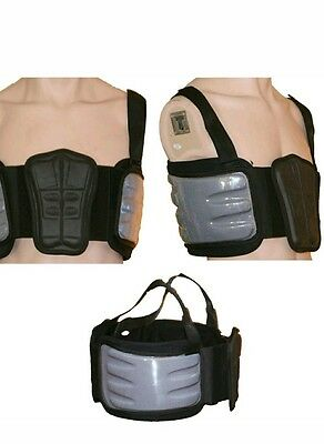 Go kart rib protector -large only