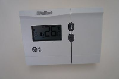 vaillant calormatic 350 raumregler raumthermostat vrt 350 vrt350 neu ovp eur 169 99. Black Bedroom Furniture Sets. Home Design Ideas