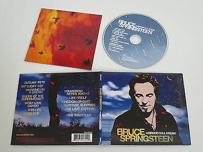 Bruce Springsteen/Working on a Dream (Columbia 88697 41355 2)CD Album Digipak