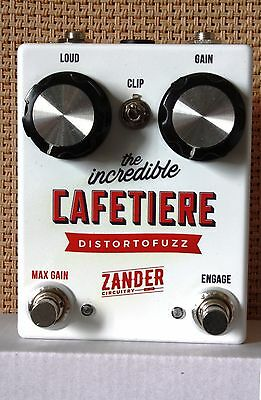 Zander Circuitry - Cafetiere Distortion Pedal