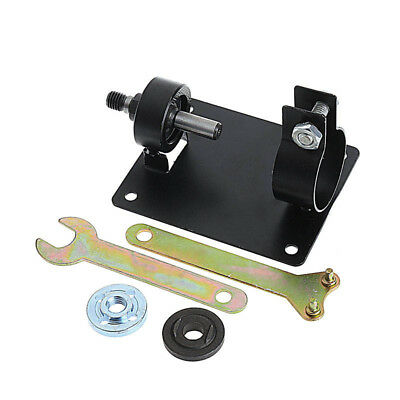 Electric Drill Cut Seat Stand Machine Bracket Table Angle Grinder Wrench Kit Set