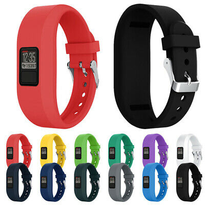 Replacement Silicone Watch Wrist Band Strap For Garmin Vivofit 3 Smart bracelet