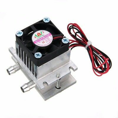 TEC1-12706 60W Thermoelectric Peltier Refrigeration Cooling System fan DIY kits