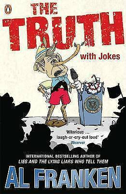 Very Good 0141023163 Paperback The Truth With Jokes Al Franken