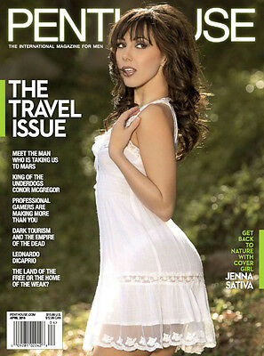 Penthouse Magazine ~ April 2016 ~ The Travel Issue