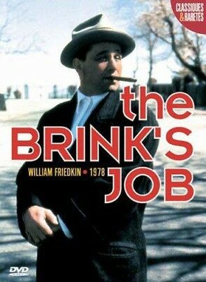 DVD - The brink's job