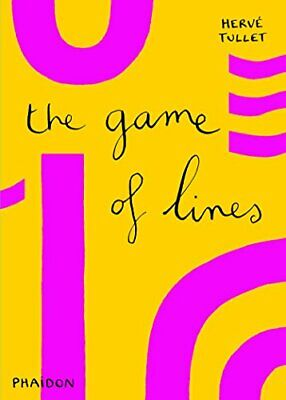 The Game of Lines by Tullet, Herv� Book The Cheap Fast Free Post
