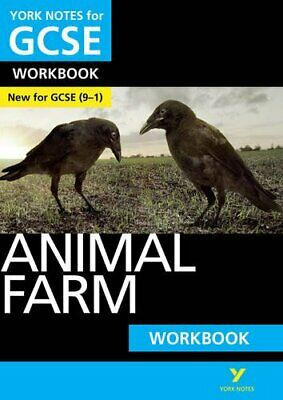 Animal Farm: York Notes for GCSE (9-1) Workbook by Grant, Mr David Book The