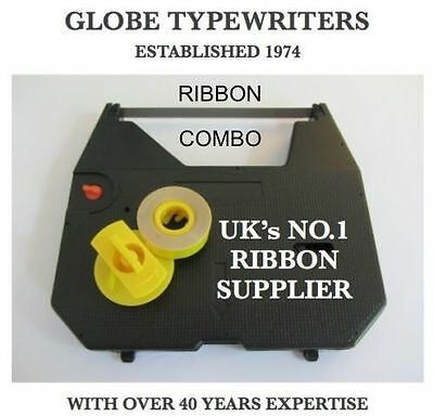 2 x CORRECTABLE TYPEWRITER RIBBONS +1 x LIFT OFF TAPE COMBO* GROUP 2737SC/7583LO