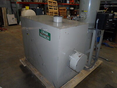Conair Central Vacuum Pump with Filter Chamber and Receiver