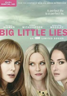 Big Little Lies: Season One - DVD Region 1 Free Shipping!