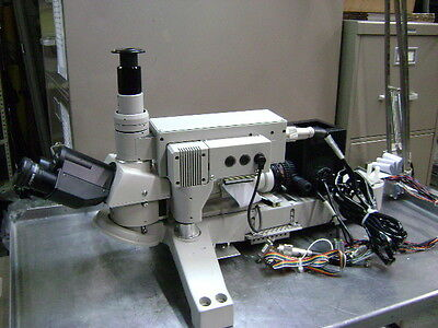 2639  Nikon UW Wafer Inspection Microscope