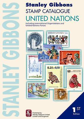 STANLEY GIBBONS - STAMP CATALOGUE - UNITED NATIONS CATALOGUE 1st Ed. NEW