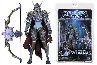 """NECA Heroes of the Storm - Sylvanas World of Warcraft 7"""" Action Figure IN STOCK"""