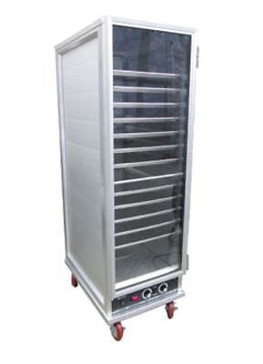 New Heater Proofer Cabinet, Non-Insulated, Complete Set, AdCraft PW-120